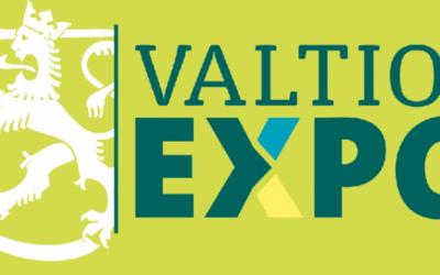 Olemme Valtio Expossa 7.5.2019